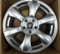 ASW Hurricane                   R16x7,0/5*114,3  ET45 D72,6 Brilliant